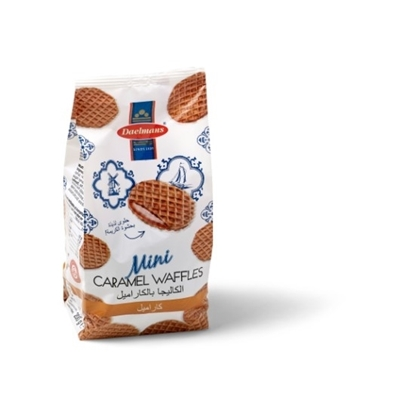Picture of Dutch Delight Caramel Waffles (Minis)