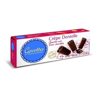 Picture of Crepe Chocolate Noir 90g (gavottes)