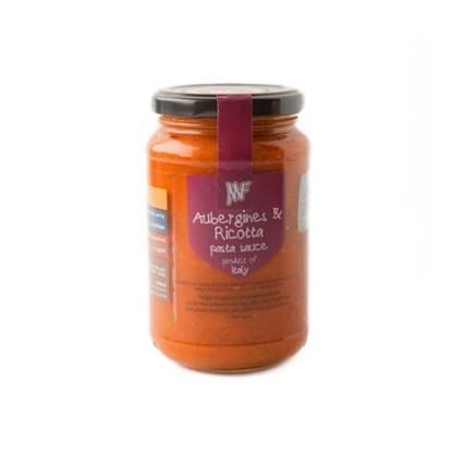 Picture of MF Aubergines&Ricotta  Pasta Sauce 350g