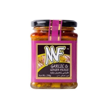 Picture of MF Garlic & Ginger Pickle 250g