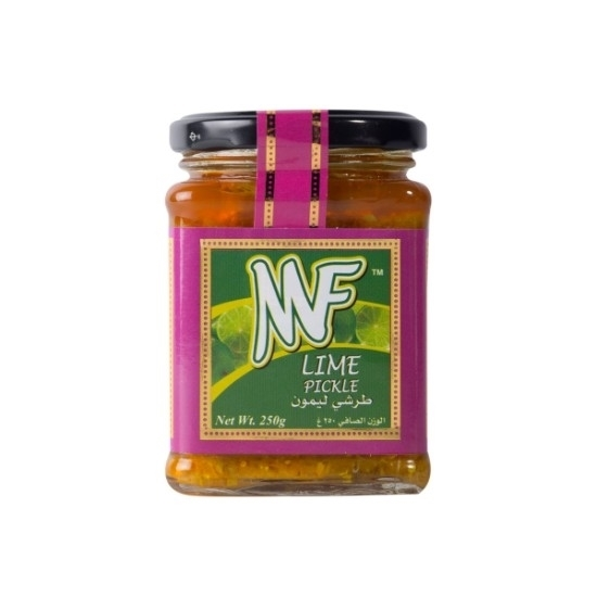 Picture of MF Lime Pickle 250g