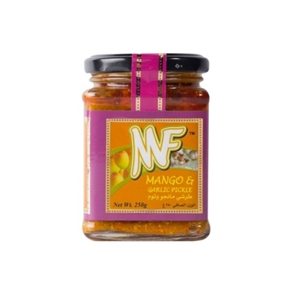 Picture of MF Mango & Garlic Pickle  250g