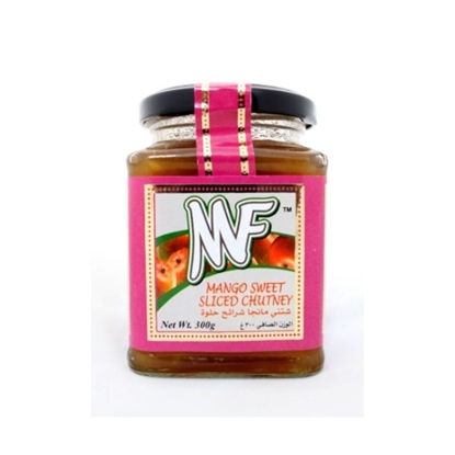 Picture of MF Mango Sweet Sliced Chutney300g