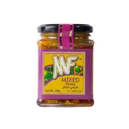 Picture of MF Mixed Pickle  250g