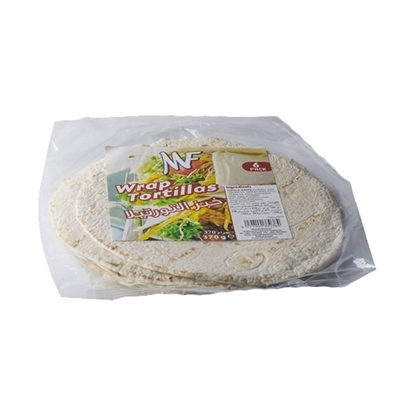 Picture of MF Wrap Tortillas 370g