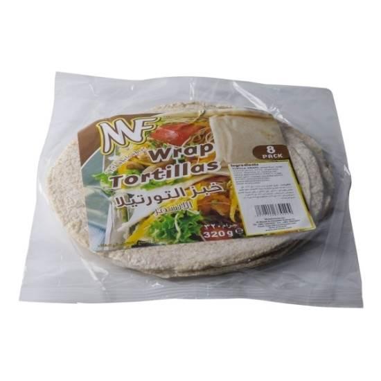 صورة خبز التورتيلا 320جم 20سم