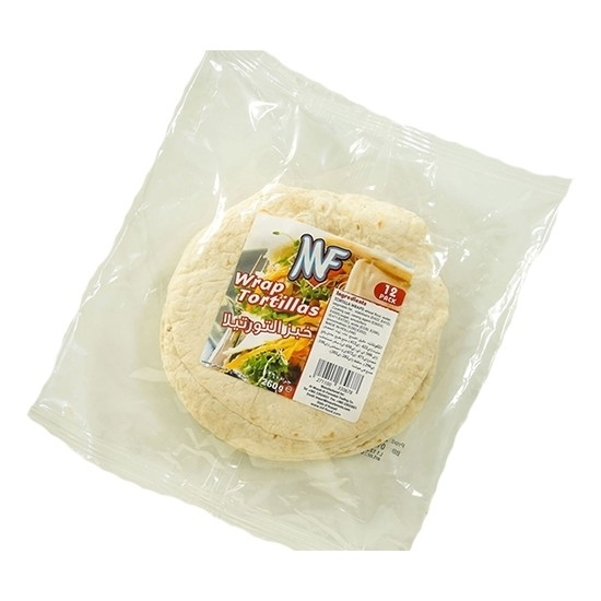 Picture of MF Wrap Tortillas 260g
