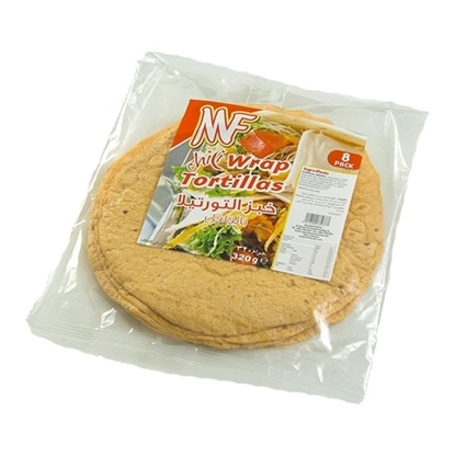 Picture of MF Warp Tortillas Chili 320gr
