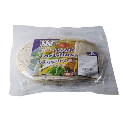 Picture of MF Multigrain Warp Tortillas320gr
