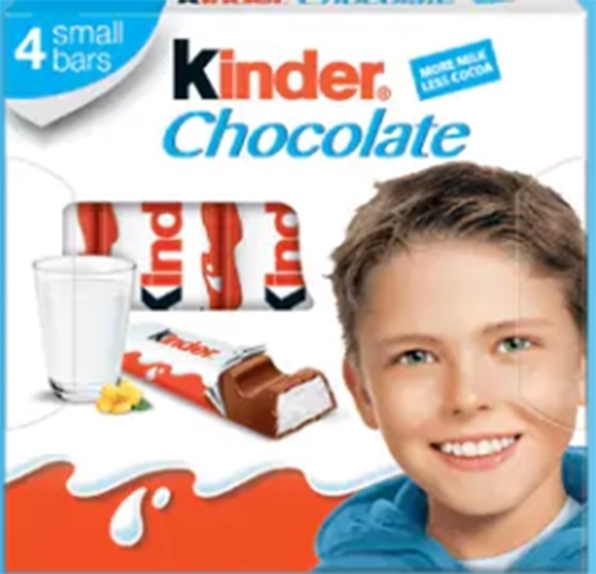 Picture of Kinder Chocolate T4