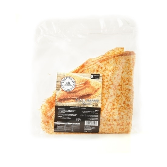 Picture of WHEAT VALLEY Plain Crepes 200g
