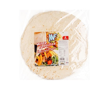 Picture of MF Warp Tortillas 600 gr