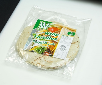 Picture of MF Warp Tortillas Spinach 320gr