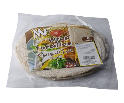 Picture of MF Whole Wheat Warp Tortillas320gr