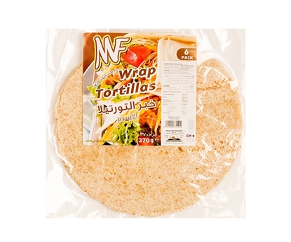 Picture of MF Whole Wheat Tortillas370gr