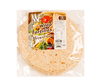 Picture of MF Whole Wheat Tortillas260gr
