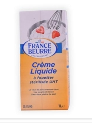 Picture of France Beurre Professional Cream ( 1 Tetra Pack * 12 Liter )