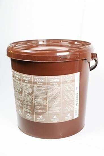 صورة حشوه شوكولاته الفادج امريكى 9.100 كجم