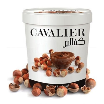 Picture of Cavalier Hazelnut spread With Cocoa ( 6 Pieces *  1000 GM   )