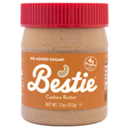 Picture of PB&CO Cashew Butter 6 x 11 Oz