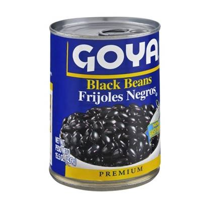 Picture of Goya Black Beans Goya (24 Pieces * 450 GM)