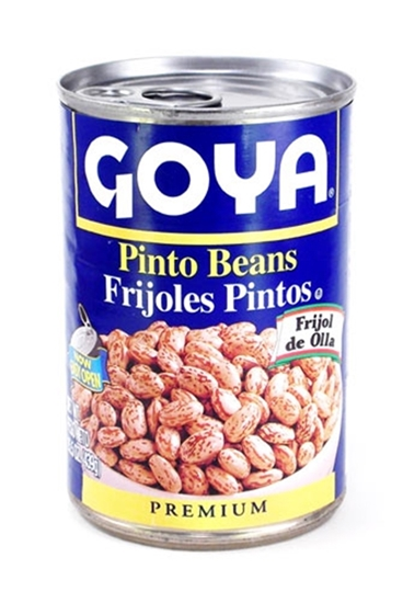 Picture of Goya Pinto Beans  ( 24 Pieces *  439 GM   )