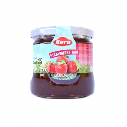 Picture of Sera Strawberry Jam ( 400 GM * 12 Jar )