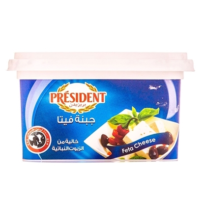 Picture of President Cheese Feta  ( 12 Pieces *  250 GM )