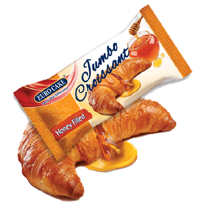Picture of Dofreez Croissant Honey Jumbo  ( 36 Pieces *  50 GM   )