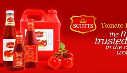 Picture of Scotts Tomato Ketchup Portion     ( 1000 Pieces *  9 GM   )