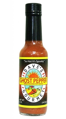 Picture of DG Ghost Pepper Hot Sauce( 5 OZS x 12)