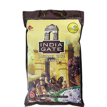 Picture of India Gate  Basmati Rice Classic( 20 KG*2 Bag)