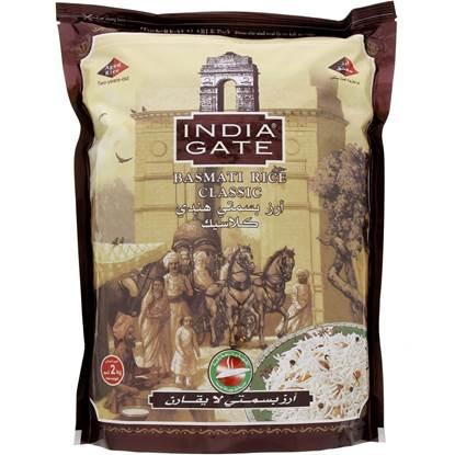 Picture of safat India Gate Classic Basmati Rice ( 20kg  )