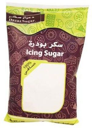 Picture of Dazaz Icing Sugar ( 1000 GM  * 12 Pouch )