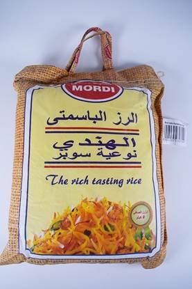 Picture of Mordi Basmati Rice ( 5KG *  8  Bag )