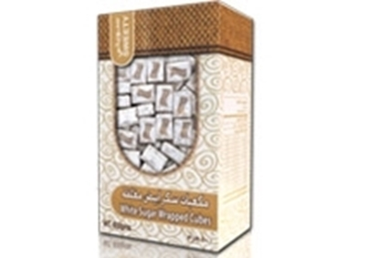 Picture of Sweety  White Sugar Cubes Wrapped ( 500 GM * 24 Box )