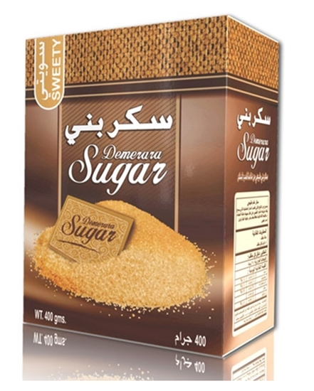 Picture of Sweety Sugar Brown Packet( 453GM * 24 Box )