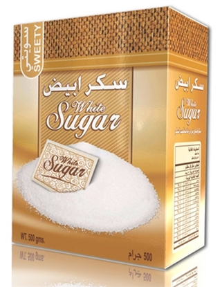 Picture of Sweety Sugar White Packet( 500 GM * 24 Box )