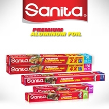 Picture for category Sanita Aluminum Foil