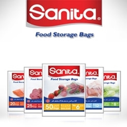 Picture for category Sanita Food Storage Bag NO.14 (20 bags x 25 pkts)