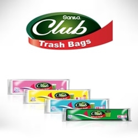 Picture for category Sanita Club Trash Bags