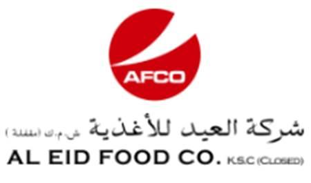 صورة للفئة شركة العيد للأغذية