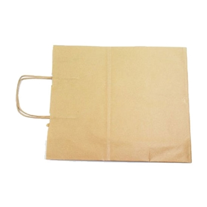 Picture of Paper Bag BRN PLAIN 25X33X10 400 BAGS