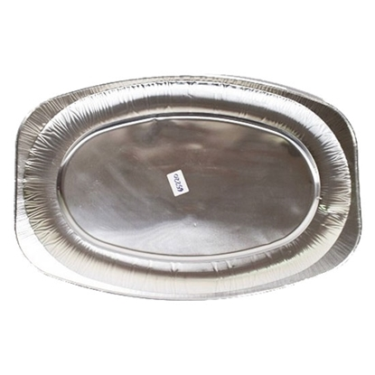Picture of Aluminum Platter OV3 X-LARGE (65220) Grill Extra Large