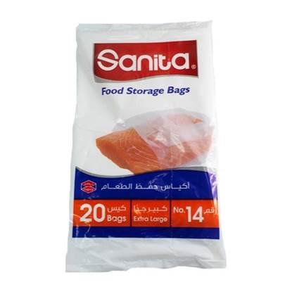 Picture of Sanita Food Storage Bag NO.14 (20 bags x 25 pkts)