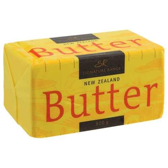 Picture of New Zealand Butter Block  ( 1 Block  * 5 KG )