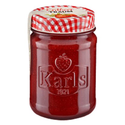 Picture of Karles Strawberry Jam ( 15 KG )