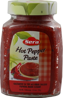 Picture of Sera Pepper Paste Hot -   (600 GM * 12 Jar )
