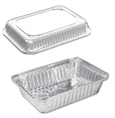 Picture of Aluminum Container 1074 RC-22/3(8571)85760 3comp. - 740 ML