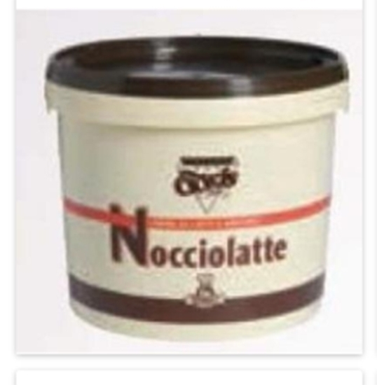 صورة حشوة الحليب بالبندق ايطالي سوكيز